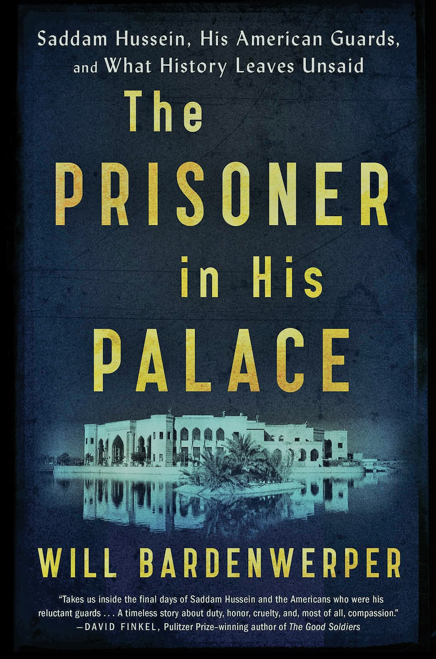 Prisoner in His Palace